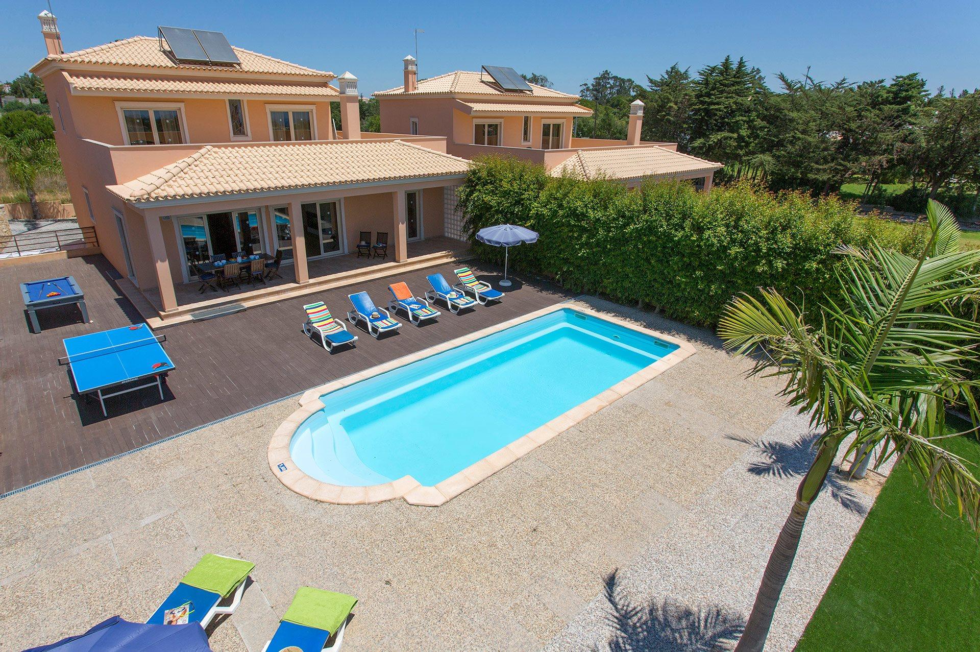 Villa Rosa Branca, Branqueira, Algarve, Portugal