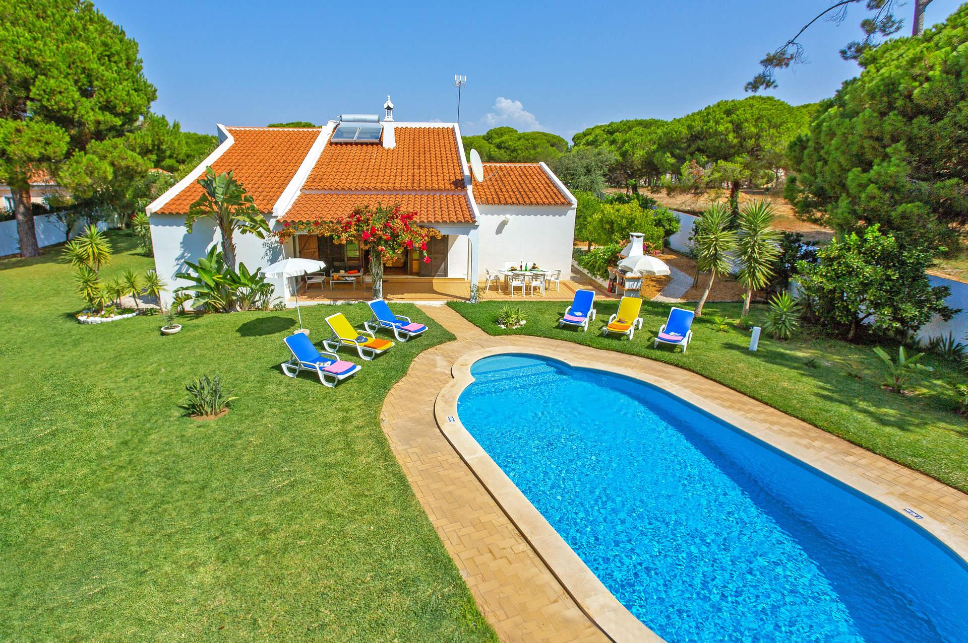 Villa Rosa Mar, Vale do Lobo, Algarve, Portugal