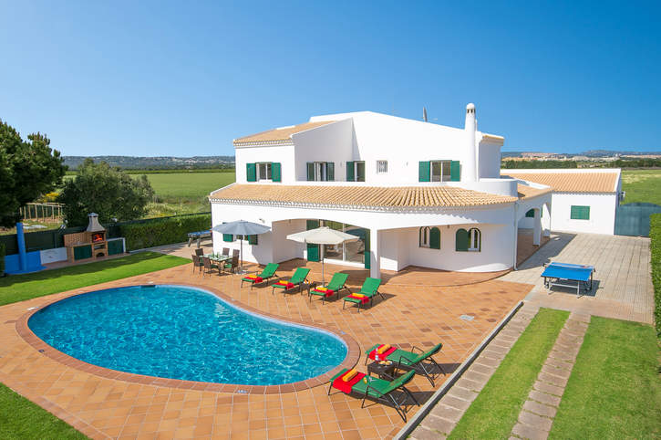 Villa Sandra, Falesia, Algarve, Portugal