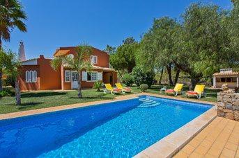 Villa San Lourenzo, Almancil, Algarve, Portugal