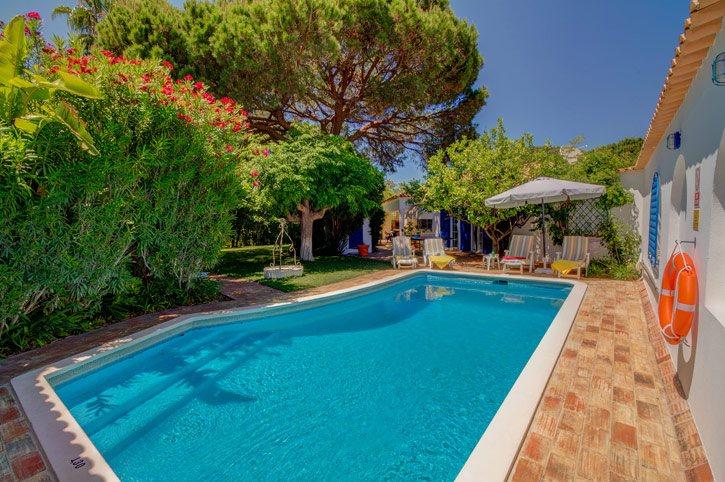 Villa Sao Gabriel, Vale do Lobo, Algarve, Portugal