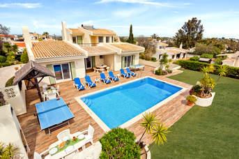 Villa Sarana, Carvoeiro, Algarve, Portugal