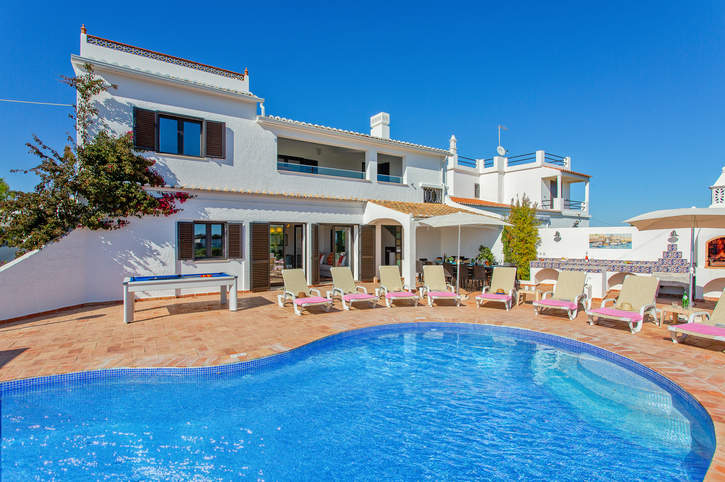 Villa Sea Senses, Sao Rafael, Algarve, Portugal