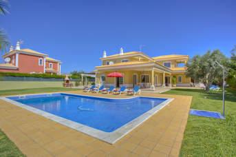 Villa Solar das Amendoeiras, Olhos D'Agua, Algarve, Portugal