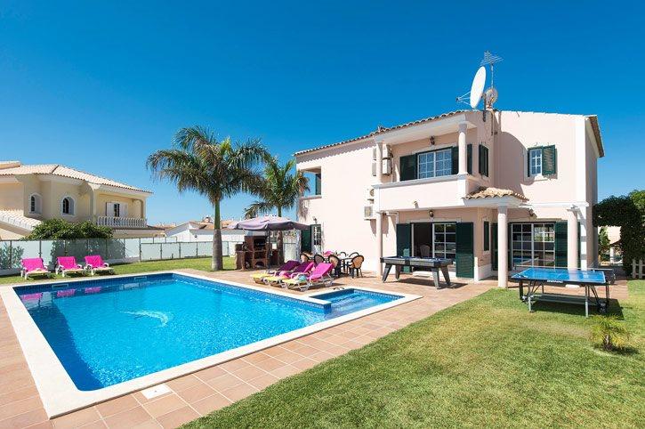 Villa Soni, Olhos D'Agua, Algarve, Portugal