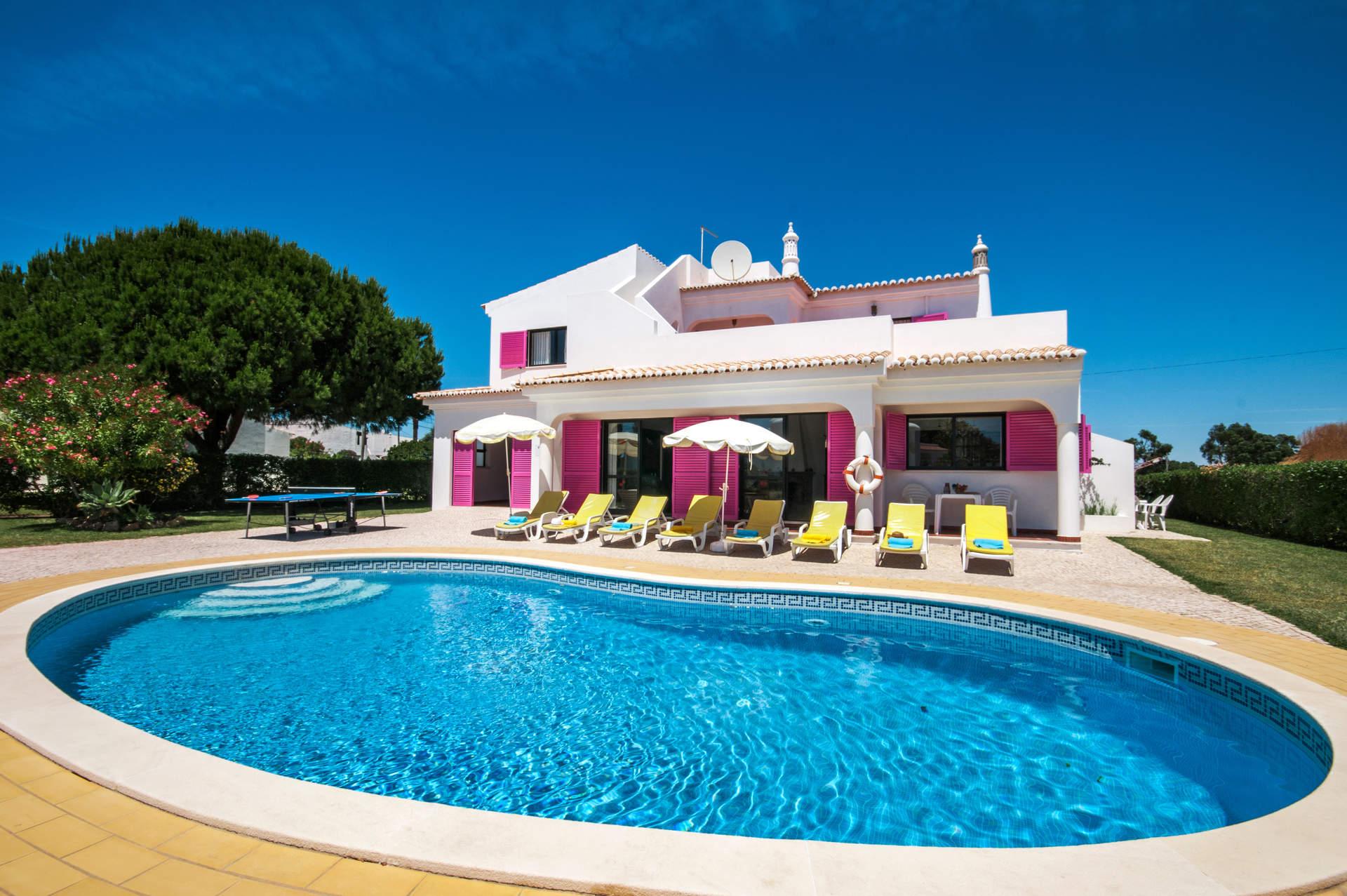 Villa Sousa, Armacao de Pera, Algarve, Portugal
