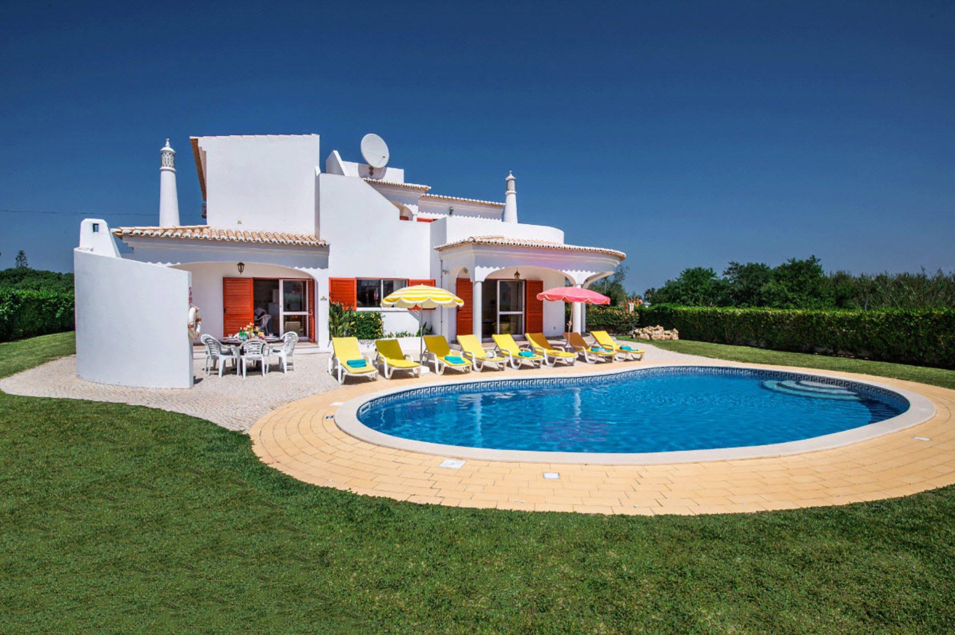 Villa Sousagomes, Armacao de Pera, Algarve, Portugal