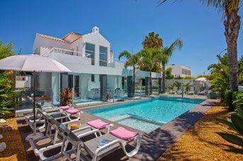 Villa Stefy, Gale, Algarve, Portugal