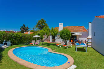 Villa Sueste, Praia D'Oura, Algarve, Portugal