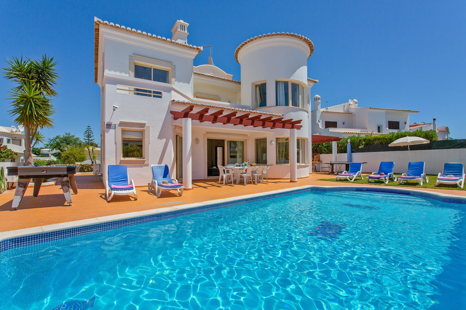 Villa Susana, Gale, Algarve, Portugal
