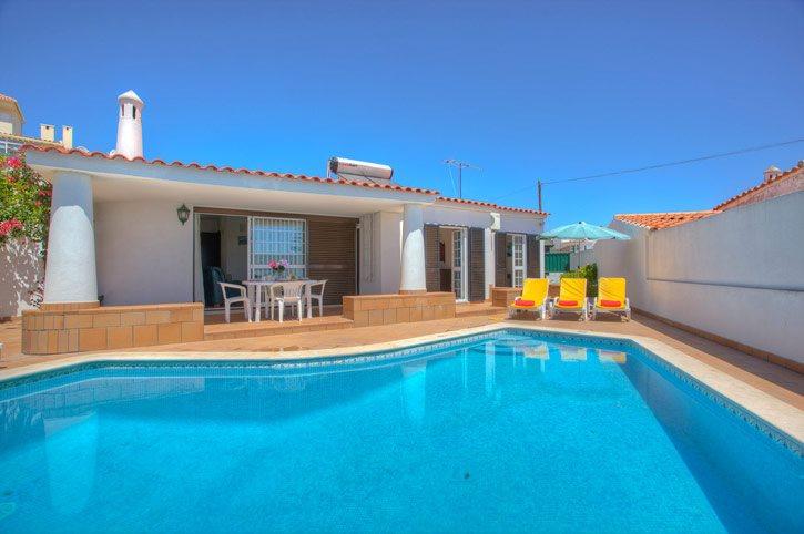 Villa Terezinha, Praia D'Oura, Algarve, Portugal