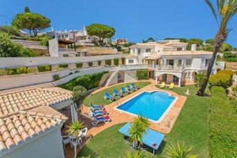 Villa Tess, Carvoeiro, Algarve, Portugal
