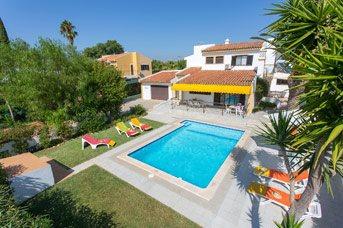 Villa Tupi, Vilamoura, Algarve, Portugal