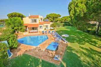 Villa Uma, Vilamoura, Algarve, Portugal