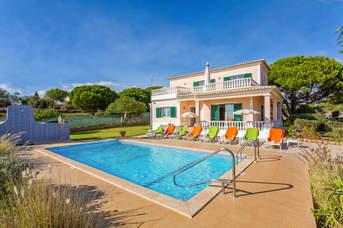 Villa Vale da Amoreira, Carvoeiro, Algarve, Portugal