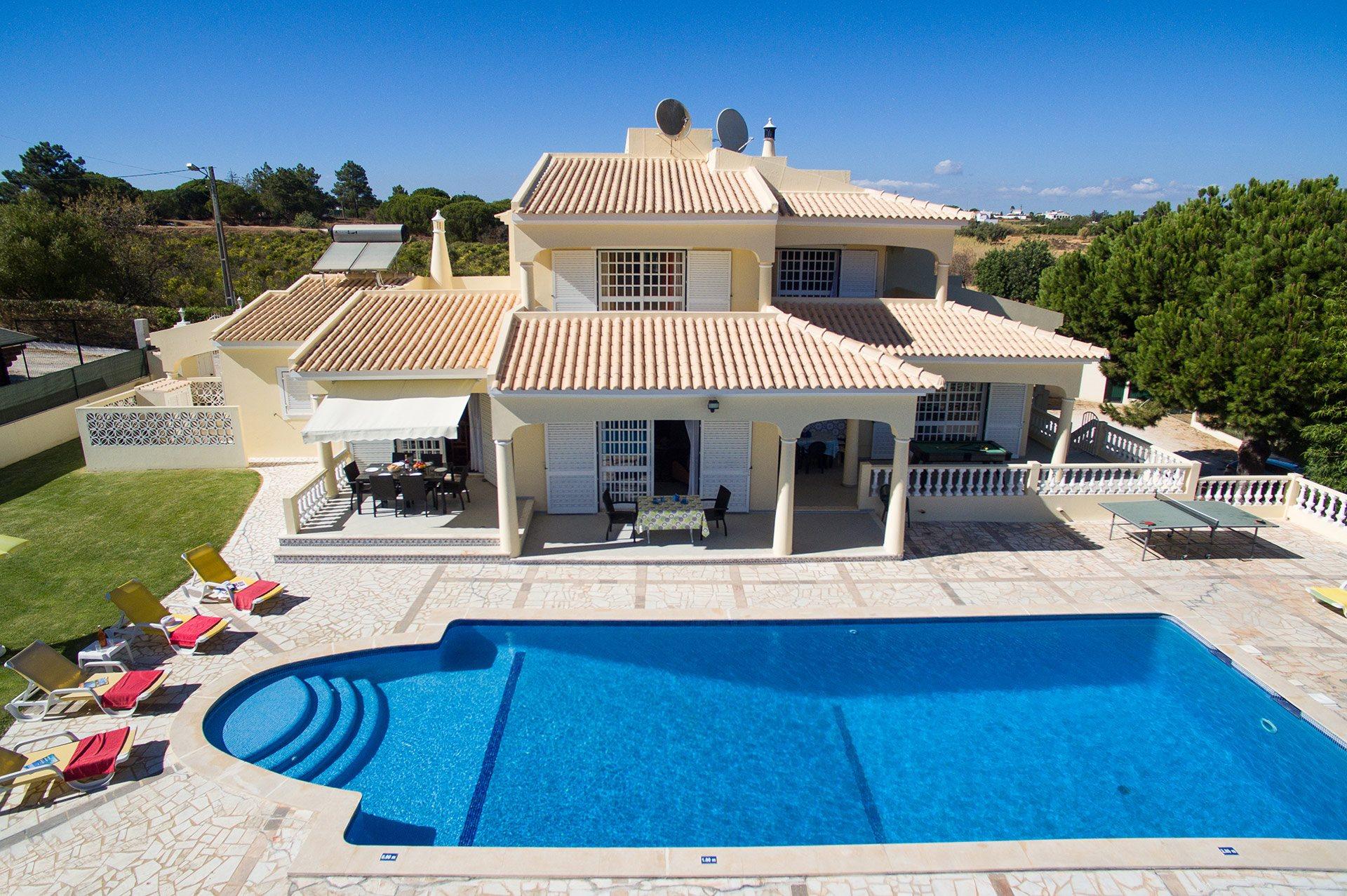 Villa Vale Martins, Olhos D'Agua, Algarve, Portugal