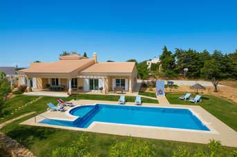 Villa Viana, Carvoeiro, Algarve, Portugal