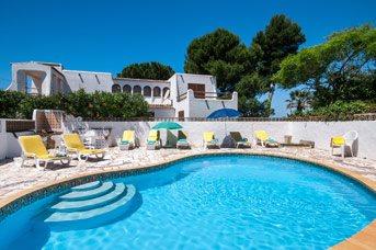 Villa Vista Do Mar, Carvoeiro, Algarve, Portugal