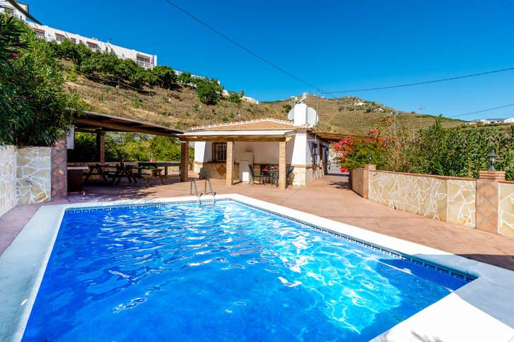 Villa Agua, Nerja, Andalucia, Spain