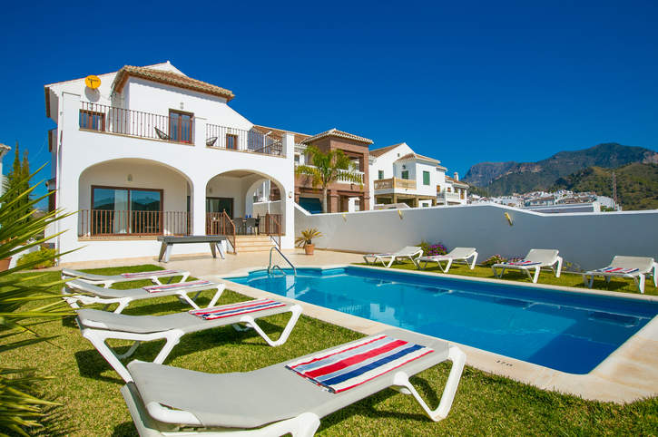 Villa Cataleya, Frigiliana, Andalucia, Spain