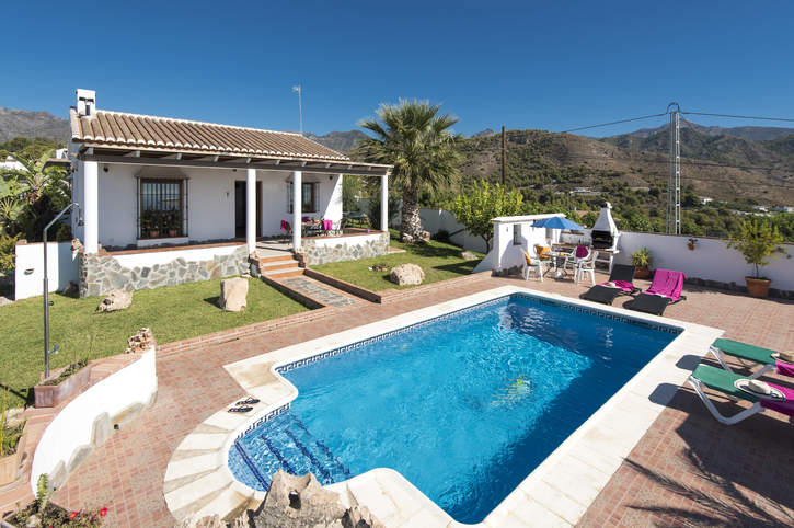 Villa Era, Frigiliana, Andalucia, Spain