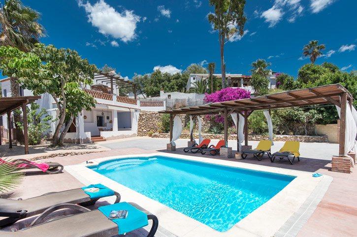 Villa Franmarco, Nerja, Andalucia, Spain