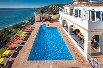 Villa Ladera Mar, Nerja, Andalucia, Spain
