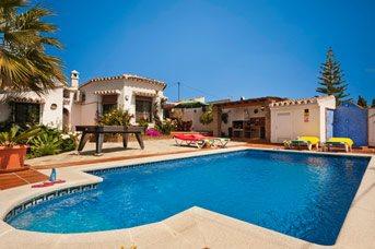 Villa Liliana, Torrox Costa, Andalucia, Spain