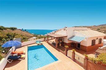 Villa Nadia, Nerja, Andalucia, Spain
