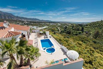 Villa Natalia Sol, Nerja, Andalucia, Spain