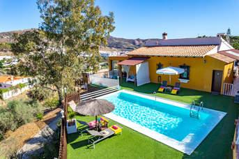 Villa Omairi, Torrox Costa, Andalucia, Spain