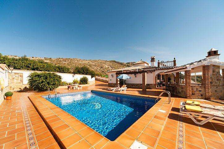 Villa Sara Sol, Nerja, Andalucia, Spain