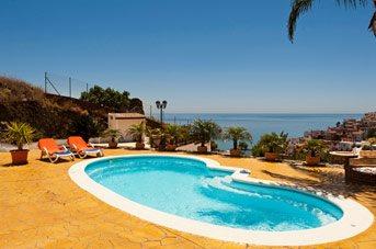 Villa Sol Casanova, Nerja, Andalucia, Spain