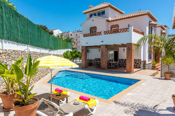 Villa Sol Nerja, Nerja, Andalucia, Spain