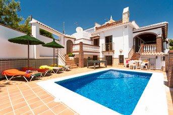Villa Suspiro, Frigiliana, Andalucia, Spain