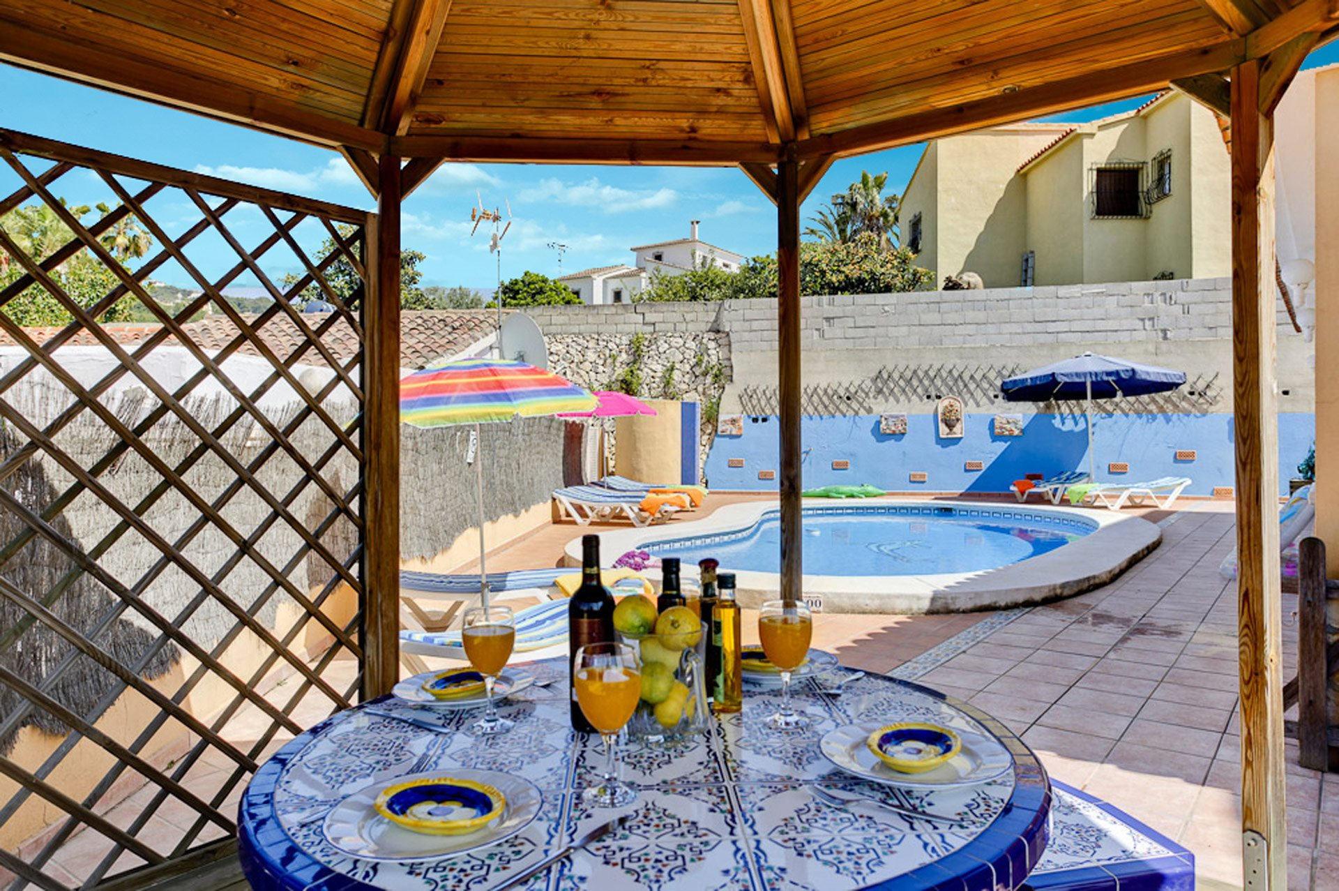 Villa Angevic In Moraira Costa Blanca Villa Plus