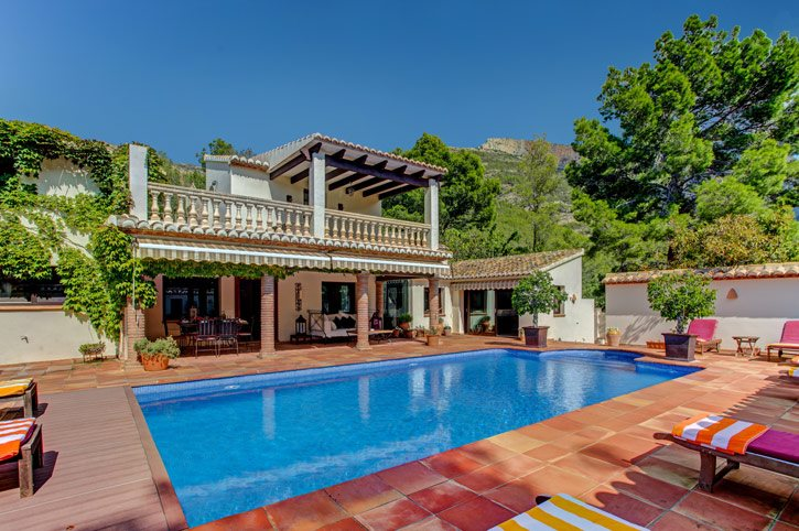 Villa Badowa, Javea, Costa Blanca, Spain