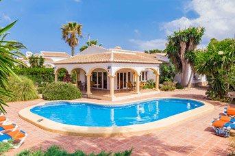 Villa Bentley, Javea, Costa Blanca, Spain