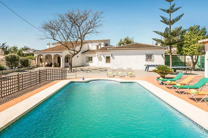 Villa Cantellops, Javea, Costa Blanca, Spain