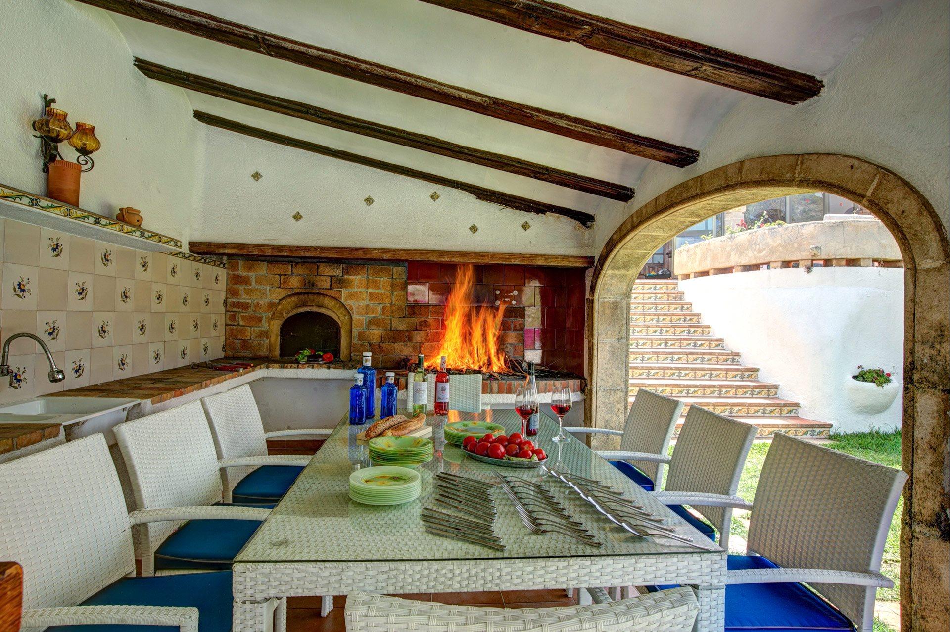 Villa El Cau In Javea Costa Blanca Villa Plus