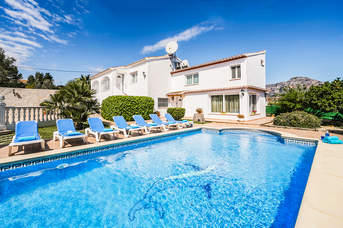 Villa Esther, Javea, Costa Blanca, Spain