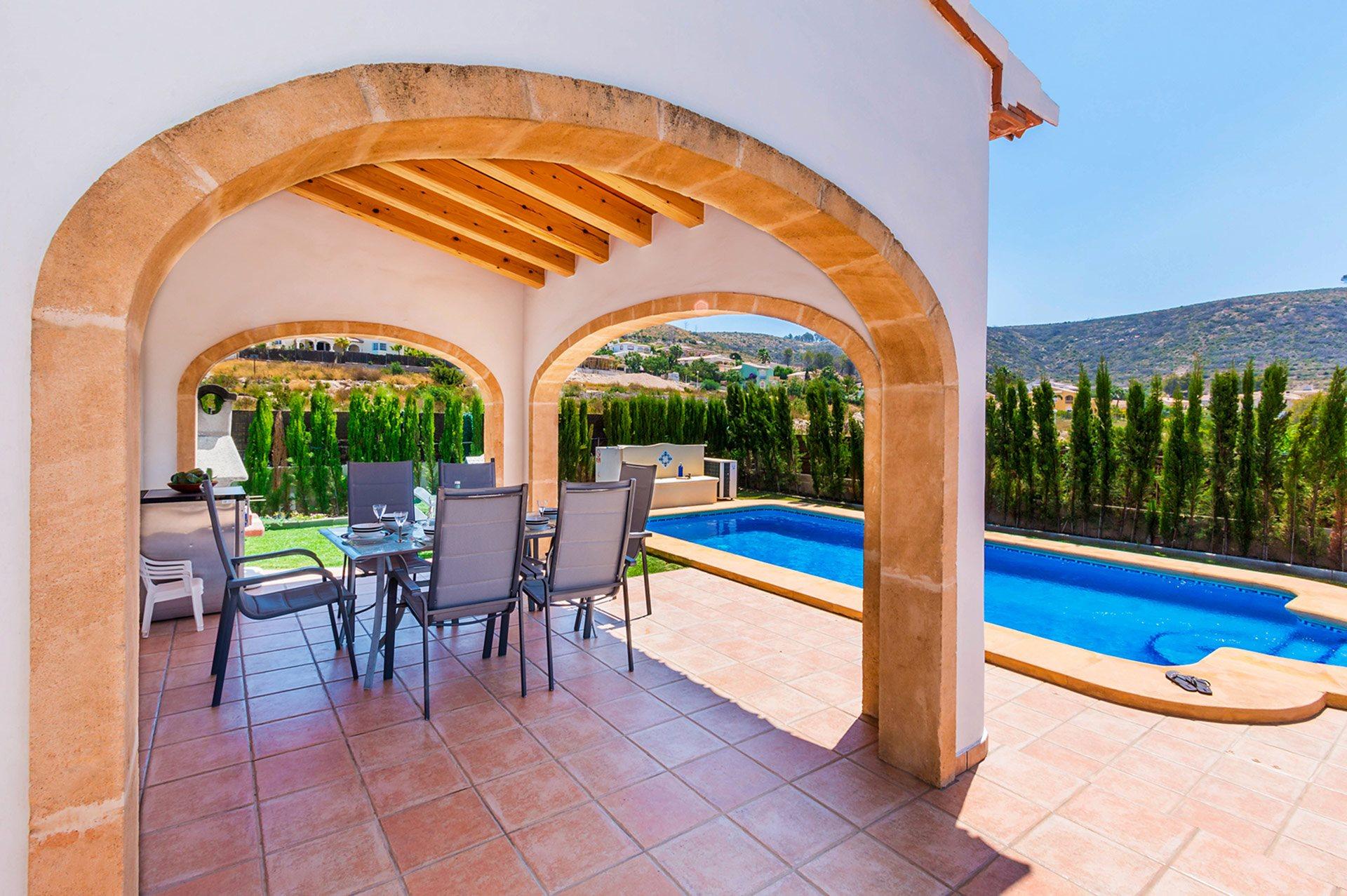 Villa Jean Ingres In Javea Costa Blanca Villa Plus