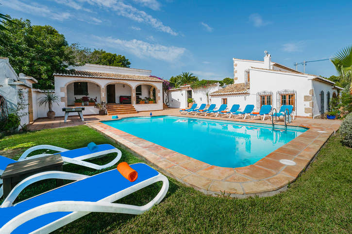Villa Juniper, Javea, Costa Blanca, Spain