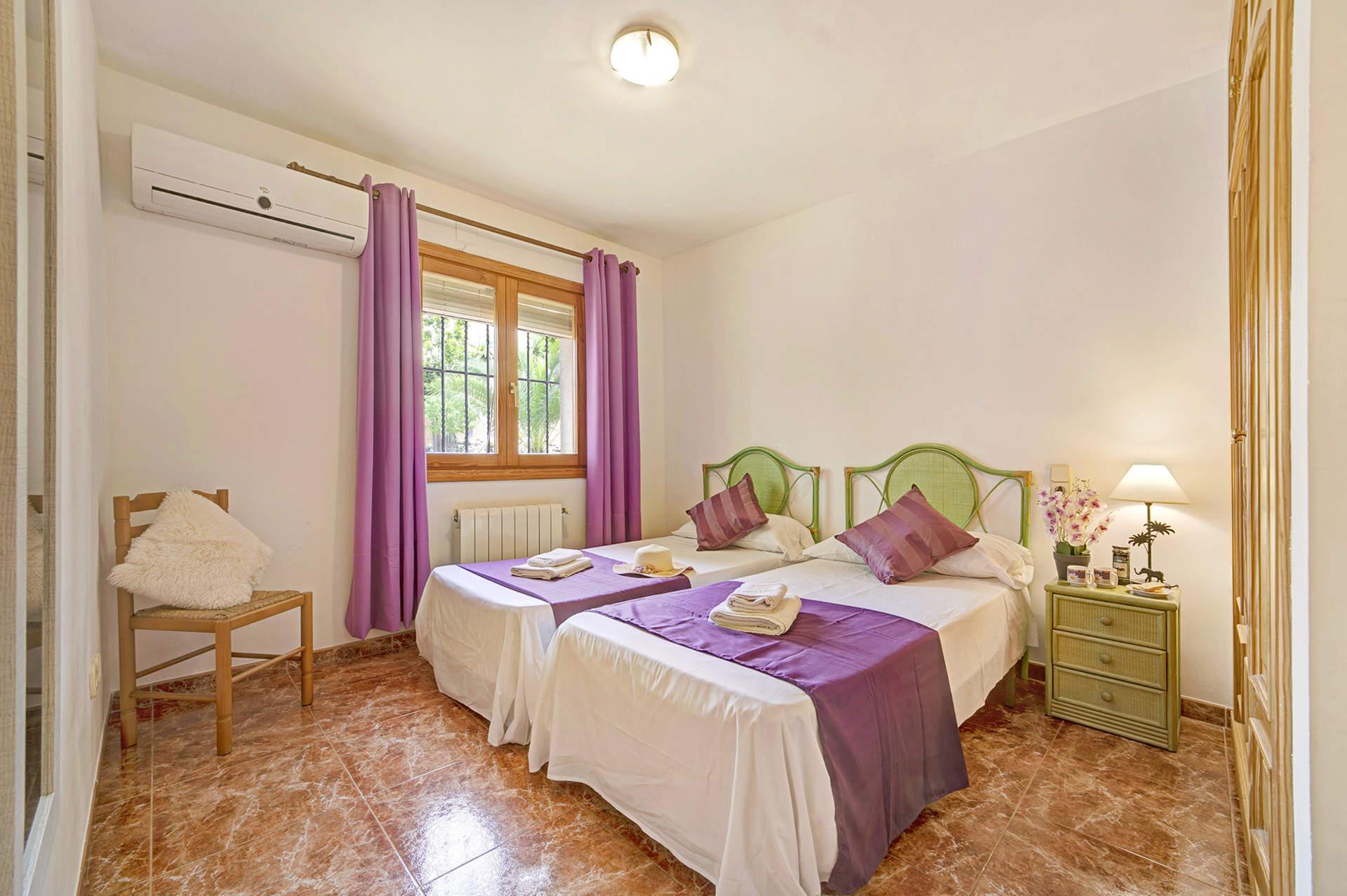 Villa Mar China In Moraira Costa Blanca Villa Plus
