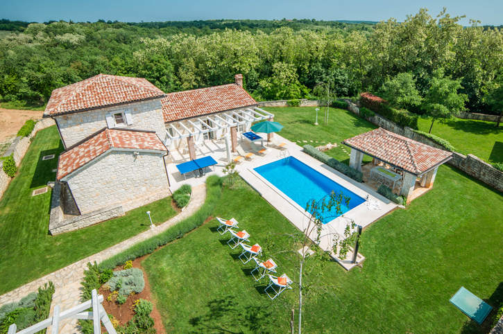 Villa Blanco, Porec, Croatia