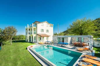 Villa Demetra Panta, Porec, Croatia