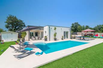 Villa Francesca, Rovinj, Croatia