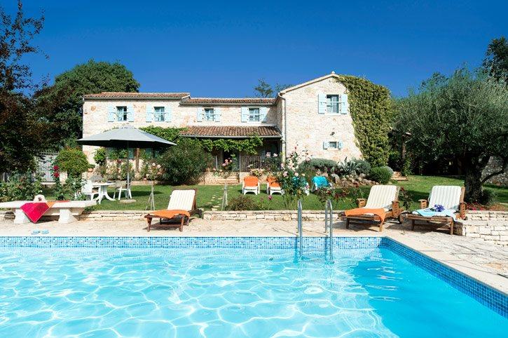 Villa Giselle, Porec, Croatia