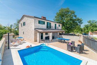 Villa Leona Porec, Porec, Croatia