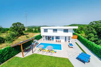 Villa Selo, Rovinj, Croatia